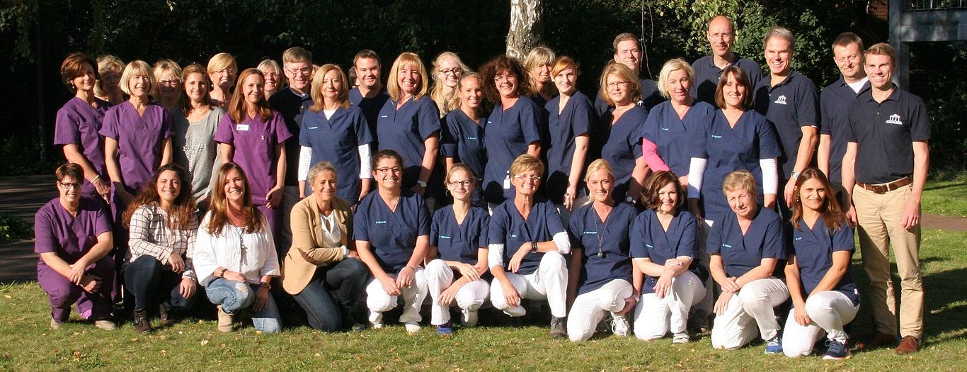 Radiologie Krefeld Team