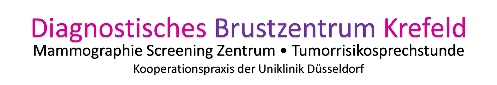 Diagnostisches Brustzentrum Krefeld 2